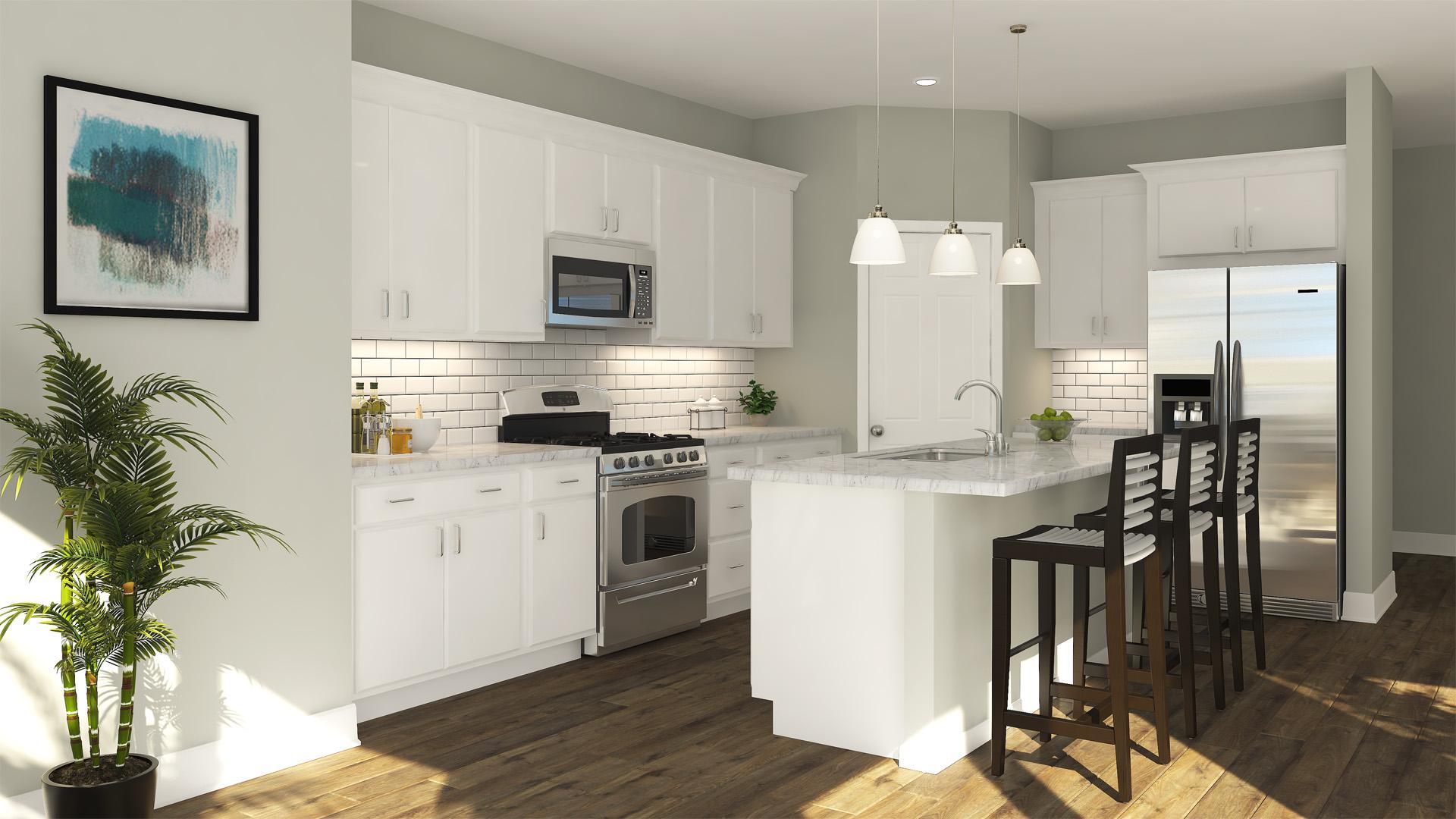 Kitchen Visualizer Tim O Brien Homes